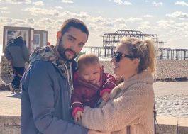 Nasce o segundo filho de Tom Parker, da banda The Wanted, com a atriz Kelsey Hardwick