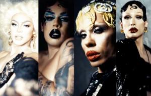 Vogue Brasil divulga fashion film com Pabllo Vittar, Gloria Groove, Bianca DellaFancy e Halessia
