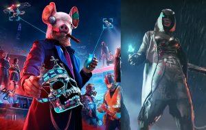 """Crossover dos jogos """"Watch Dogs"""" e """"Assassin's Creed"""" ganha trailer cheio de novidades"""