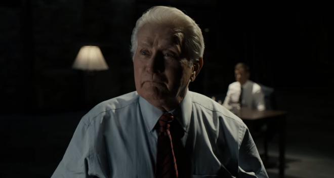 """Martin Sheen no trailer do especial de """"West Wing"""" (Reprodução)"""