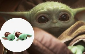 Queremos! Loja lança pantufa do Baby Yoda <3