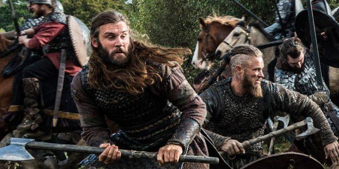 """""""Vikings"""" também foi uma produção de Michael Hirst para o History Channel (Reprodução)"""