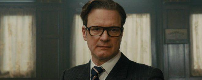 """Colin Firth em """"Kingsman 2"""" (reprodução)"""