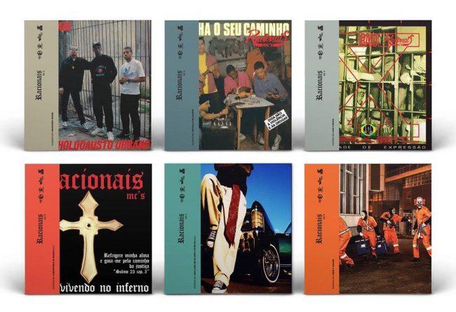 Trabalhos foram lançados entre os anos de 1990 e 2014 (Foto: Divulgação)