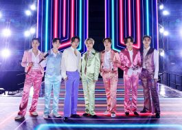 """Com show de luzes, BTS encerra o AMA ao som de """"Life Goes On"""" e """"Dynamite"""""""