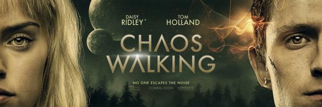 """Pôster oficial de """"Chaos Walking"""", adaptação cinematográfica que estreia em janeiro (Divulgação)"""