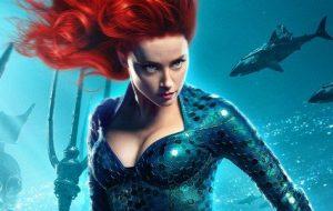 "Amber Heard confirma que voltará para a sequência de ""Aquaman"""