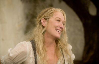 """Meryl Streep em """"Mamma Mia"""" (Reprodução)"""