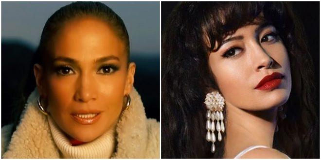 Após o filme de 1997 protagonizado por J-Lo, agora será a vez de Christian Serratos interpretar Selena (Reprodução/Divulgação)