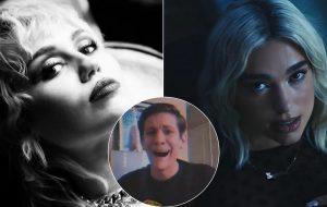 """Miley Cyrus compartilha reações de fãs ao clipe de """"Prisoner"""", parceria com Dua Lipa"""