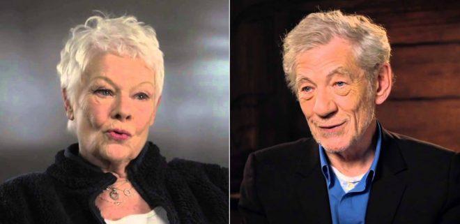 Além deles, Maggie Smith e Derek Jacobi participarão do evento (Reprodução)