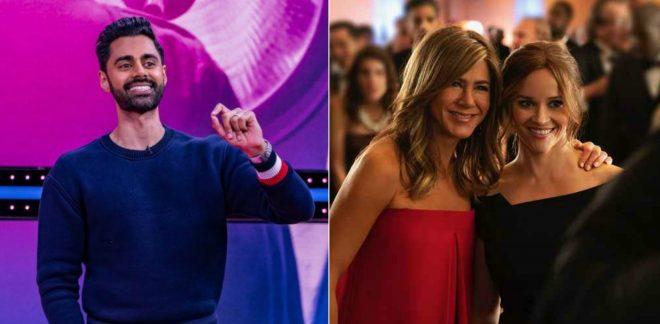 Minhaj se junta a Jennifer Aniston, Reese Witherspoon e mais em 2ª temporada da série (Reprodução)