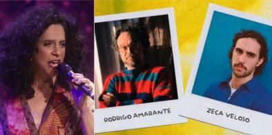 Gal Costa lançará álbum de duetos com participação de Rodrigo Amarante e Zeca Veloso (Reprodução)