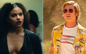 """Zazie Beetz, de """"Atlanta"""", se junta a Brad Pitt no thriller de ação """"Bullet Train"""""""