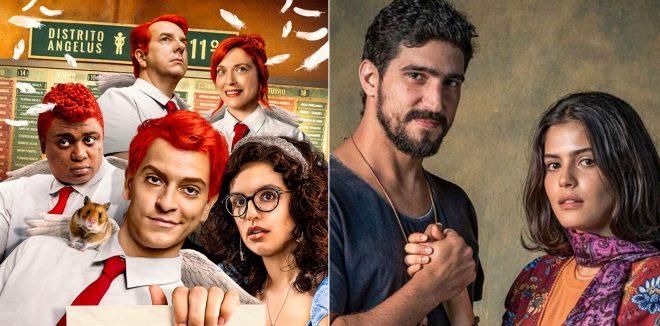 As produções ganharam nas categorias Comédia e Telenovela (Divulgação)