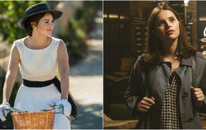"""Shailene Woodley e Felicity Jones estão nas primeiras imagens da adaptação de """"A Última Carta de Amor"""""""
