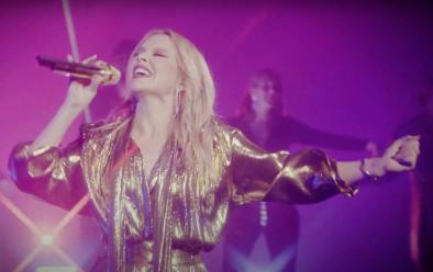 """Kylie em prévia de """"Infinite Disco"""" (Reprodução)"""
