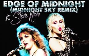 """Miley Cyrus lança remix de """"Midnight Sky"""" com Stevie Nicks!"""