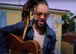 """Rael apresenta versão acústica de """"Rouxinol"""" no projeto """"Do Quintal"""""""
