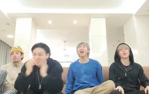 Membros do BTS comemoram indicação ao Grammy 2021