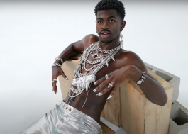 "Lil Nas X divulga vídeo mostrando os bastidores do clipe de ""Holiday"""