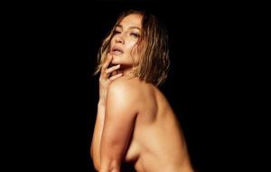 """Jennifer Lopez posa nua para capa de """"In The Morning"""", single que chega na sexta (27)"""