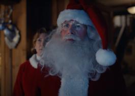 Steve Carell dá vida ao Papai Noel em comercial de operadora de internet