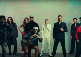 "Bad Bunny lança álbum ""El Último Tour del Mundo"" e clipe cheio de famosos para ""Yo Visto Así"""