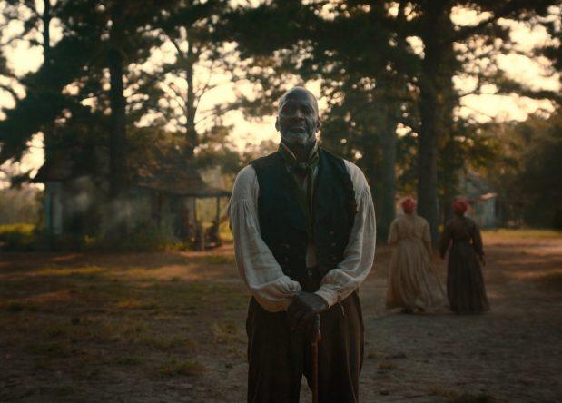 """Cena do teaser de """"The Underground Railroad"""" (Reprodução)"""