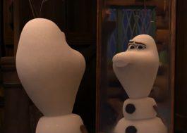 """""""Era Uma Vez Um Boneco de Neve"""": Olaf busca própria identidade em trailer de curta que estreia em dezembro"""
