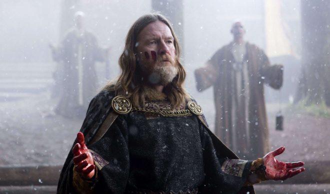 """Donal Logue em """"Vikings"""" (Reprodução)"""