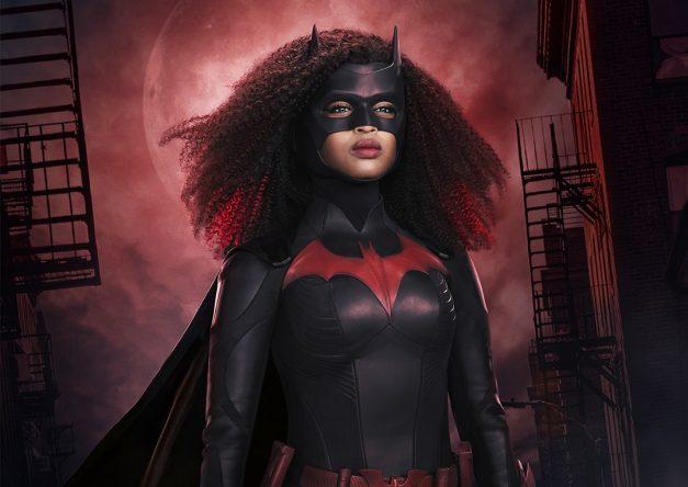 """Javicia Leslie em foto promocional de """"Batwoman"""" (Divulgação)"""