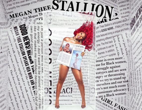 """""""Good News"""", álbum de Megan Thee Stallion, chega no dia 20 (Divulgação)"""