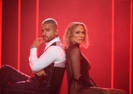 "Maluma e Jennifer Lopez abusam da sensualidade ao som de ""Pa' Ti"" e ""Lonely"" no AMA"