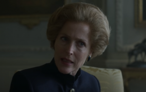 "Gillian Anderson diz que interpretar Margaret Thatcher ""exigiu muita pesquisa"""