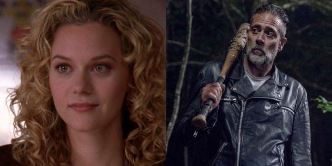 """Hilarie Burton Morgan estrelará ao lado do marido em """"The Walking Dead"""" (Reprodução)"""