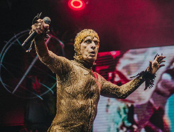 O cantor Ney Motogrosso foi uma das atrações da última edição, em 2019 (Foto: Allan Tolentino)