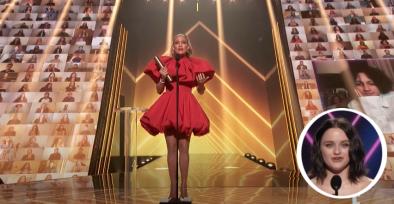 Jennifer Lopez se emociona em discurso no People's Choice Awards 2020 (Reprodução)