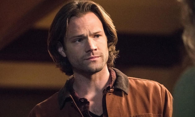 """Jared Padalecki como Sam Winchester em """"Supernatural"""" (Reprodução)"""