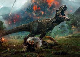 """""""Jurassic World 3"""" ganha prêmio por protocolos de segurança contra Covid-19 nas gravações"""