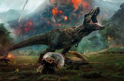 """""""Jurassic World: Dominion"""" será lançado em junho de 2022 (Reprodução)"""