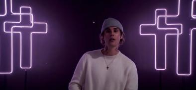 Bieber foi indicado em sete categorias na premiação (Reprodução)