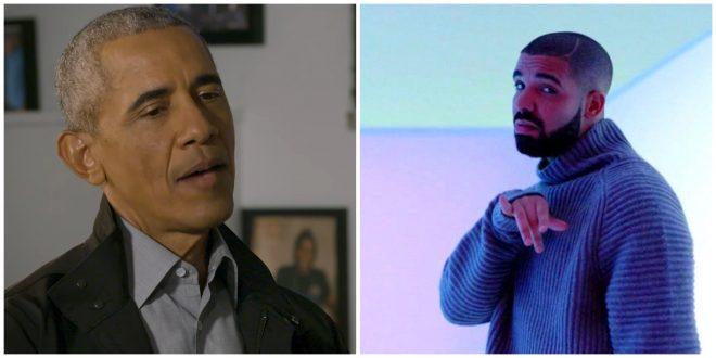 O rapper já demonstrou interesse em interpretar Obama em entrevista feita em 2010 (Reprodução)