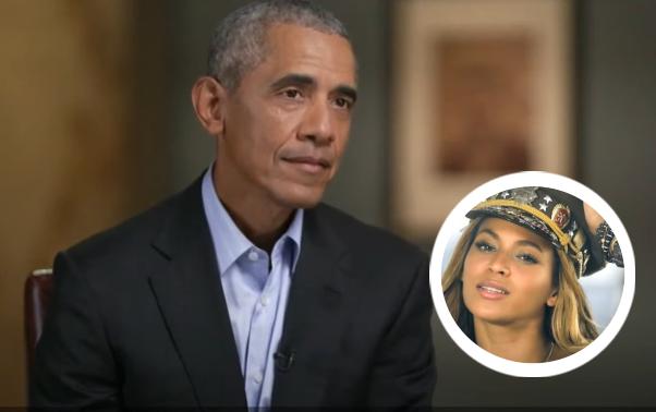 Obama sempre deixou claro o quanto a música é uma grande paixão (Reprodução)