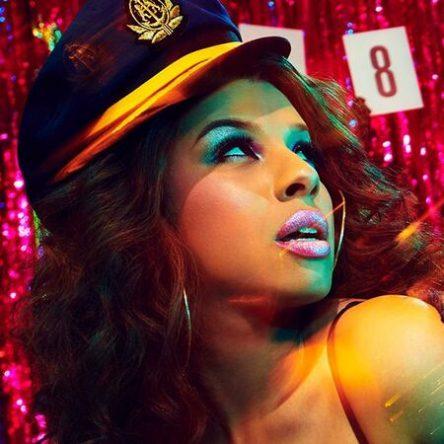 """Hailie Sahar como Lulu, na série """"Pose"""" (Reprodução)"""