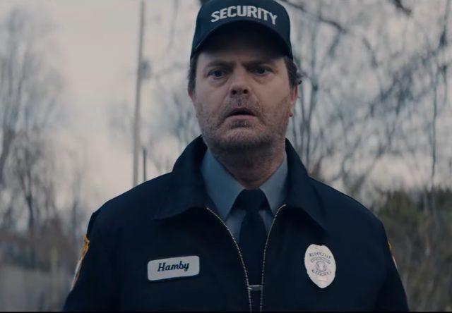 """Rainn Wilson em trailer de """"Don't Tell A Soul"""" (Reprodução)"""