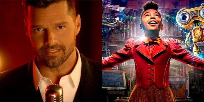 """Ricky Martin em clipe de """"Adiós"""" / Imagem de divulgação """"Uma Invenção de Natal"""" (Reprodução/Divulgação)"""