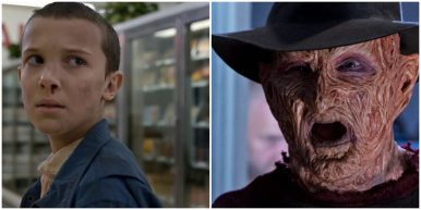 "Robert Englund em ""Stranger Things"""