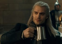 "Netflix compartilha vídeo natalino cômico de ""The Witcher"""