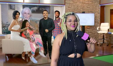 O talk show da Jamile!
